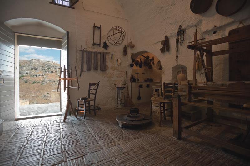 Sassi Di Matera Storica Casa Grotta Di Vico Solitario Matera 2019